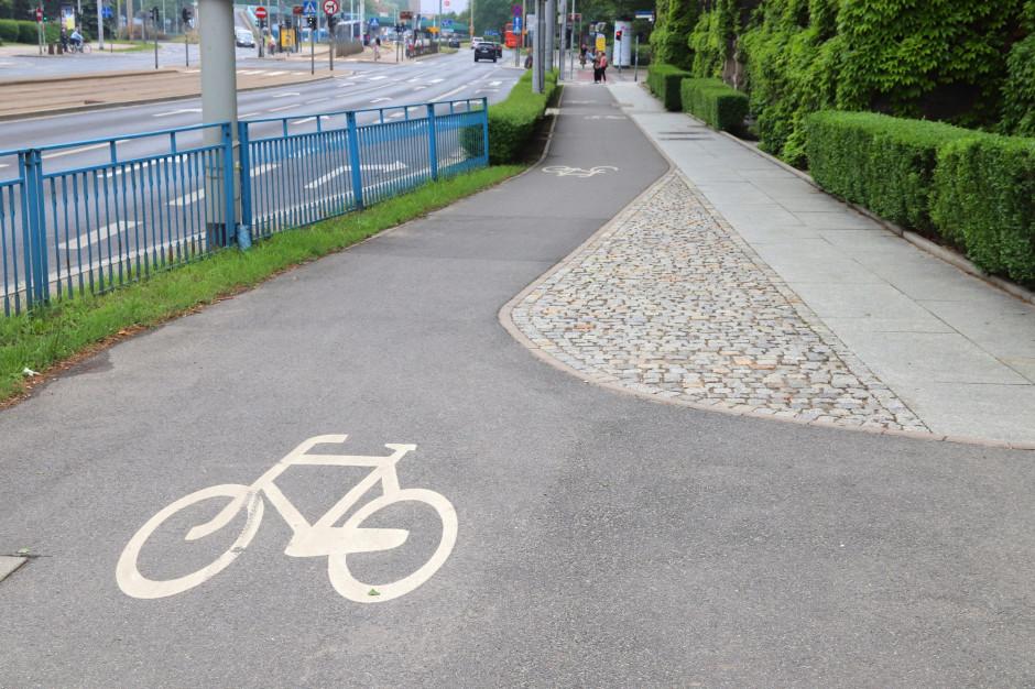 Powstanie Cyklostrada Dolnośląska - sieć tras rowerowych o długości 1800 km