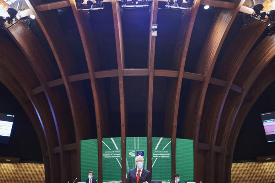 Kongres Władz Lokalnych i Regionalnych ma nowe priorytety