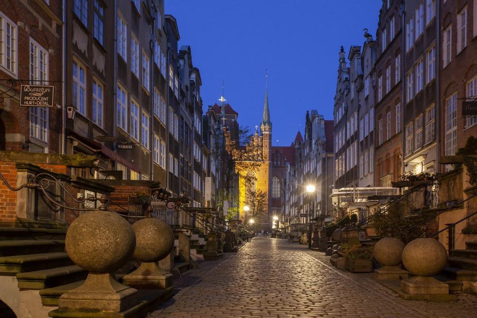 Ruch turystyczny w 2020 roku. Gdańsk odwiedziło 44 proc. osób mniej
