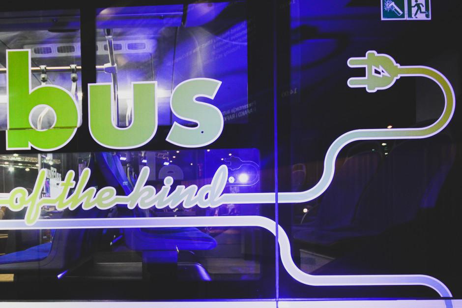 Budowa stacji ładowania i zakup 32 elektrycznych autobusów. Metropolia ogłosiła przetarg