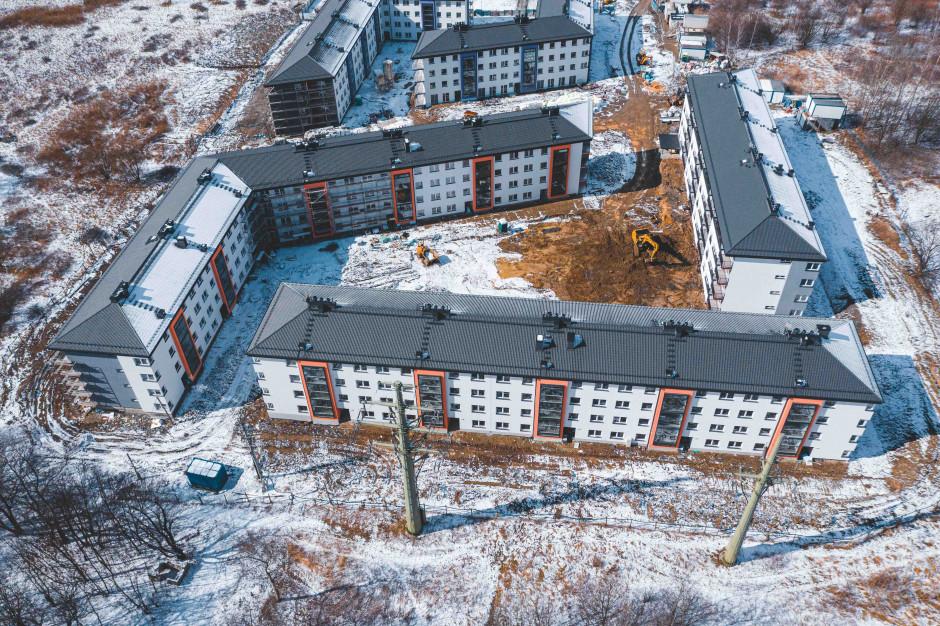 Wkrótce ruszy nabór do 481 mieszkań na krakowskich Klinach
