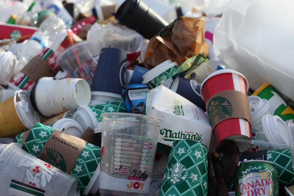 Plastikowe opakowania jednorazowe będą kosztowne