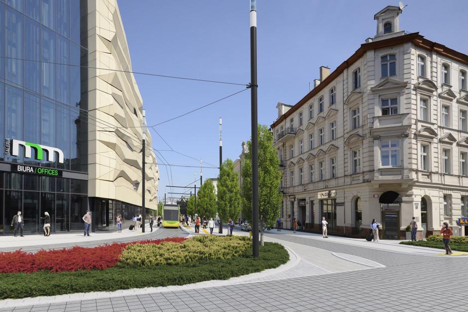 Poznań szykuje duże zmiany w centrum. Początek prac już za tydzień