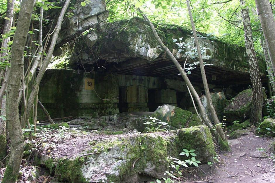 W Wilczym Szańcu powstaje budynek obsługi turystów