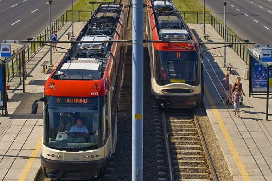 Kolejny etap budowy linii tramwajowej w Gdańsku. Od 6 kwietnia zmiany w organizacji ruchu