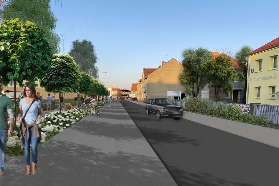 Jarocin rewitalizuje centrum. Burmistrz zapewnia: nie będzie betonozy