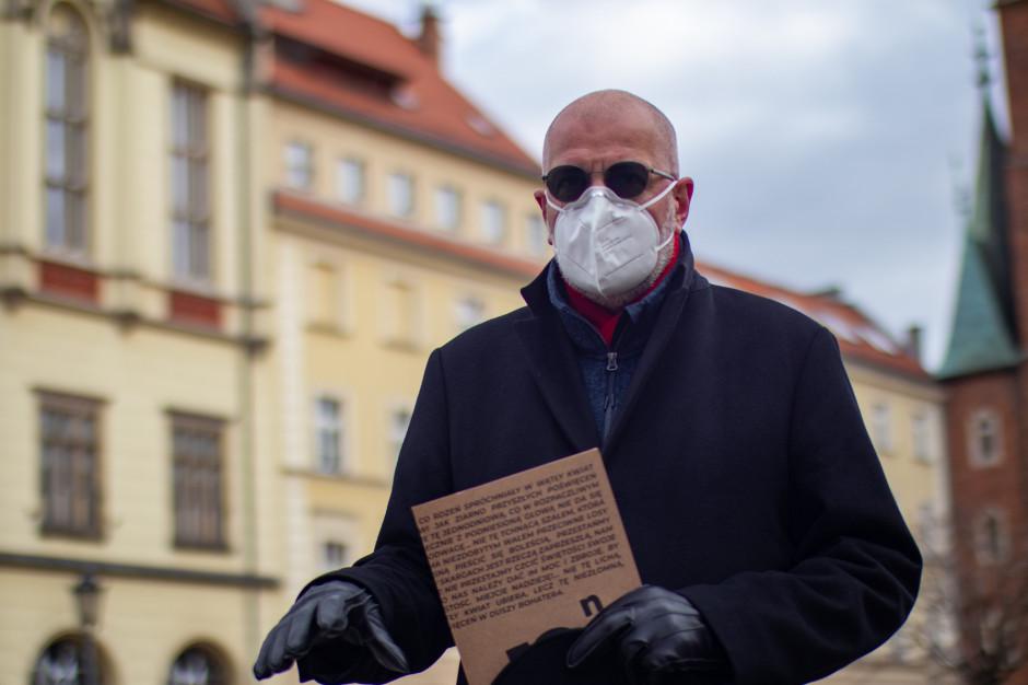 Wrocław: Stowarzyszenie kierowane przez Rafała Dutkiewicza powołało zespół ds. ochrony zdrowia