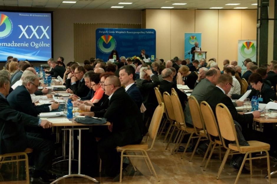 Rusza rejestracja na XXXV Zgromadzenie Ogólne Związku Gmin Wiejskich RP