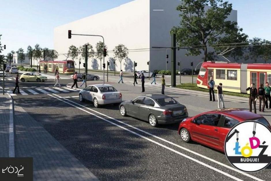 Duży przetarg na linię tramwajową w Łodzi. Oferty różni nawet 100 mln zł