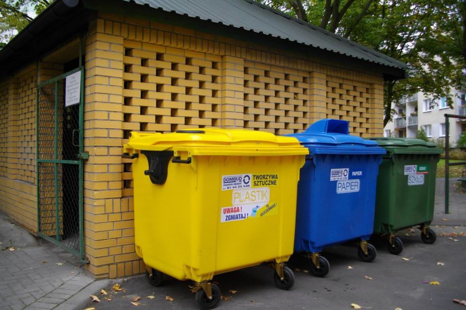 Drożeje odbiór odpadów. Miało być 35 złotych, jest trochę mniej