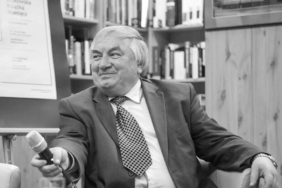 Zmarł Stanisław Dziedzic. Majchrowski: Trudno opisać, jak wiele Kraków mu zawdzięcza