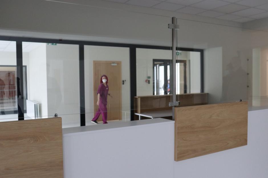 W Szpitalu Wojewódzkim w Gorzowie na ukończeniu jest kilka ważnych inwestycji
