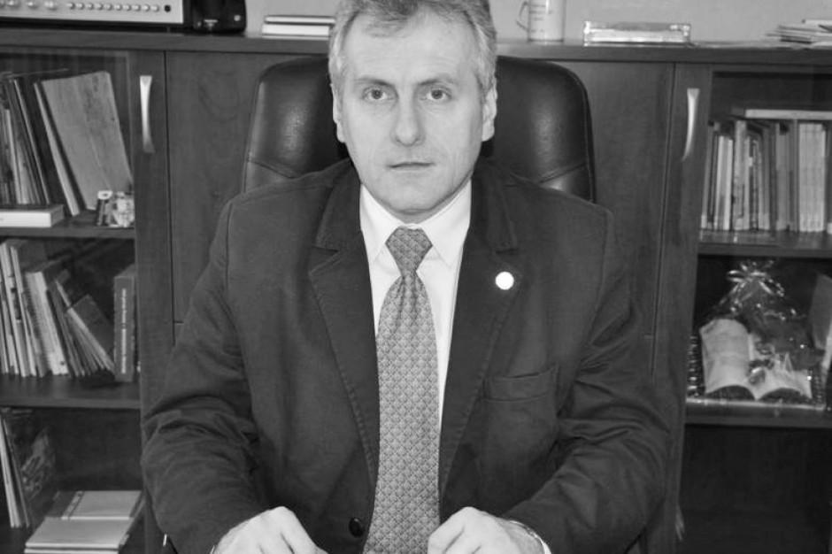 Burmistrz Gorzowa Śląskiego Artur Tomala zmarł na koronawirusa