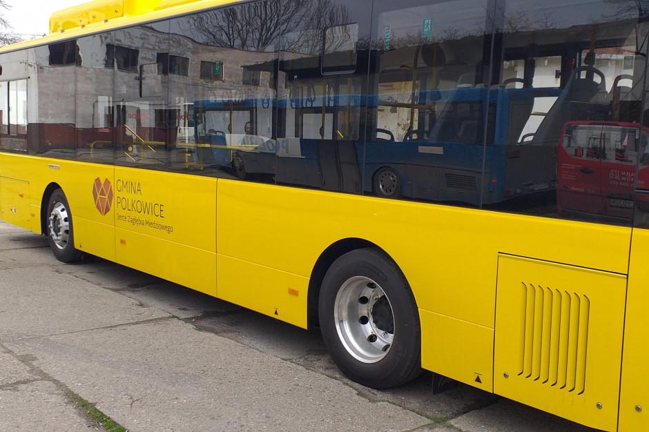 9 elektrycznych autobusów Yutong w kwietniu wyjedzie na ulice Polkowic
