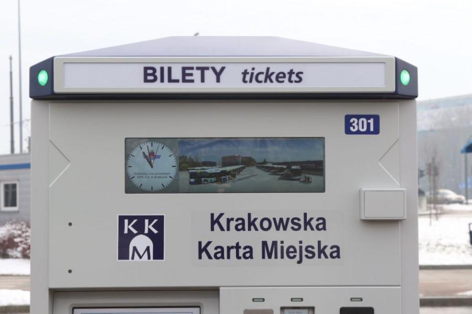 Kraków: miejski przewoźnik apeluje w sprawie kupna biletów