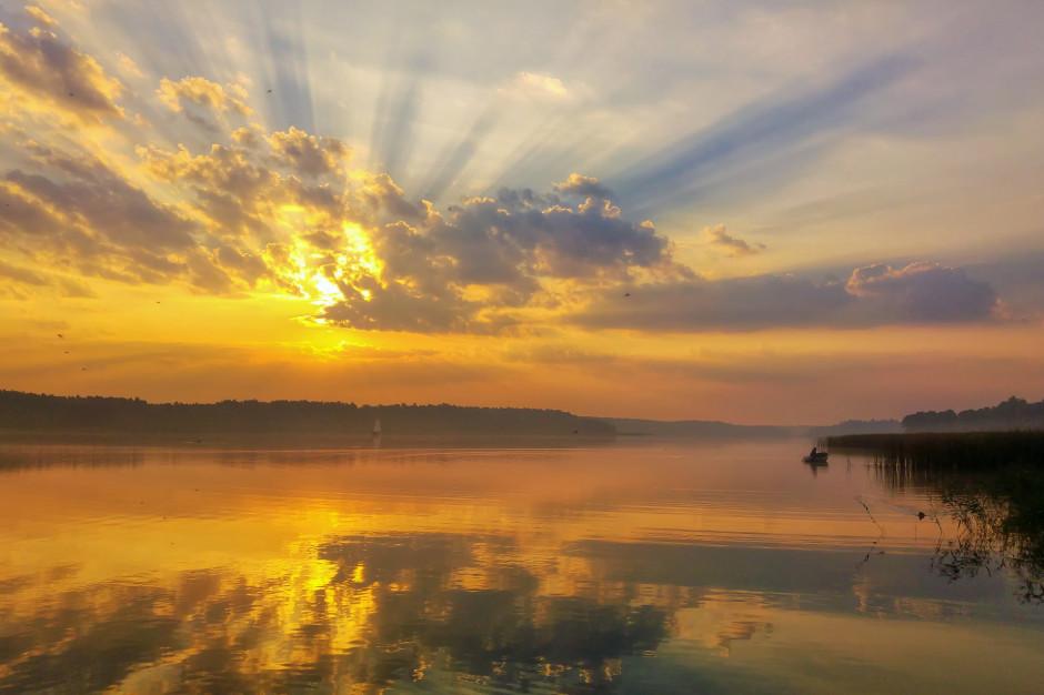 Rozpoczęło się znakowanie Szlaku Wielkich Jezior Mazurskich