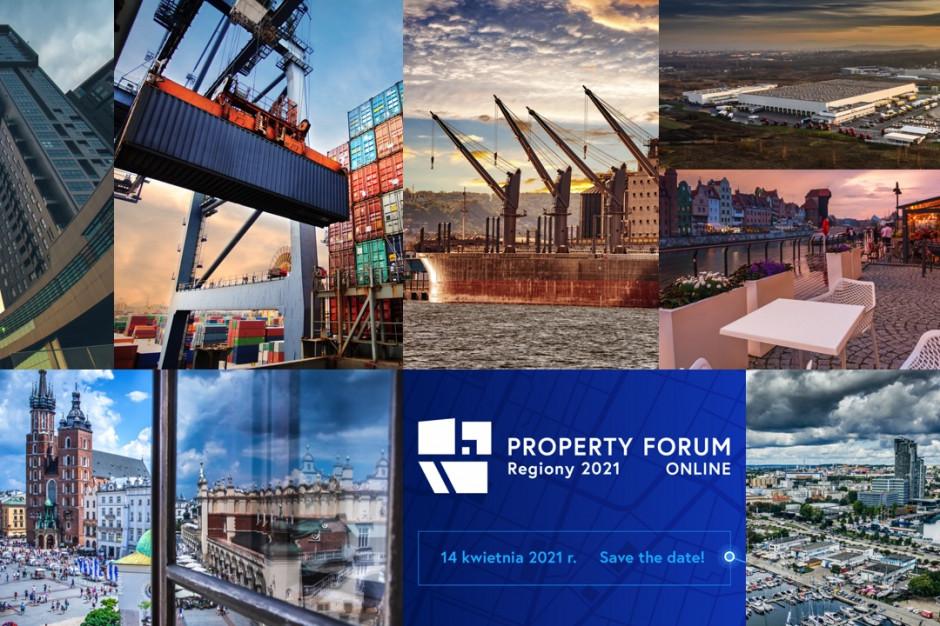 Już dziś Property Forum Trójmiasto i Kraków. Będą z nami prezydenci miast