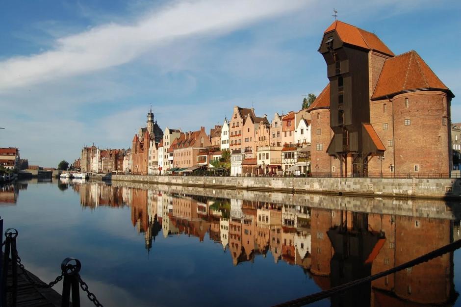 Gdańsk: Sprzątanie Śródmieścia z pokładu kajaka