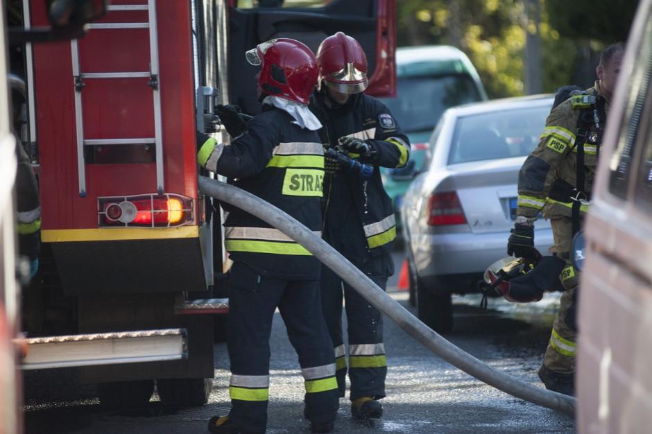 Podkarpackie, straż pożarna: numer 998 przeniesiony pod 112