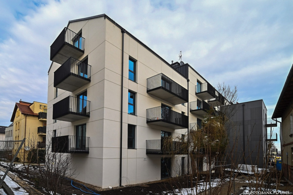 Budownictwo mieszkaniowe w 2020 roku. Ogólny wzrost, ale są też spadki