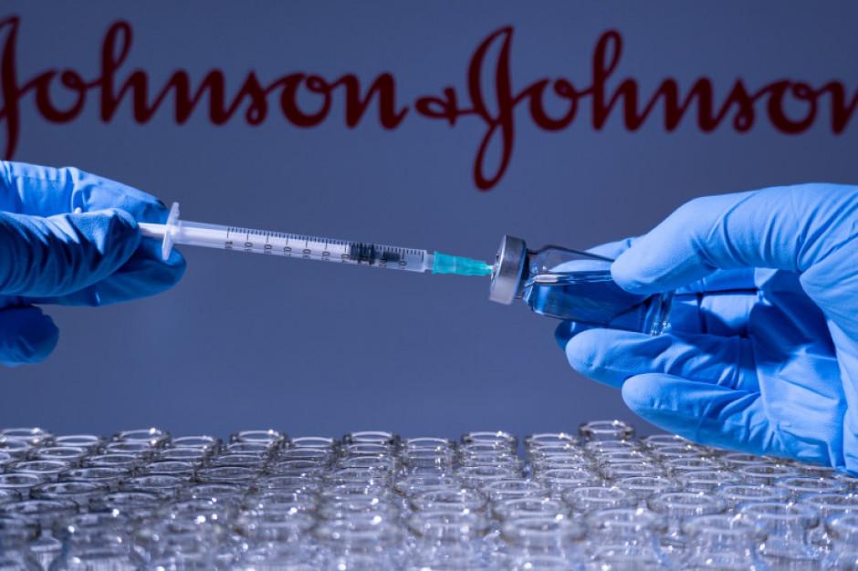 Szczepionka Johnson & Johnson ma trafić do najmniejszych punktów szczepień