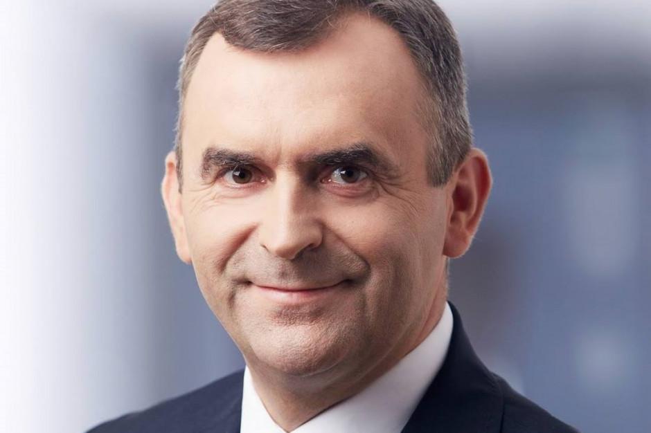 Włodzimierz Karpiński nowym sekretarzem w Urzędzie Miasta Stołecznego Warszawy