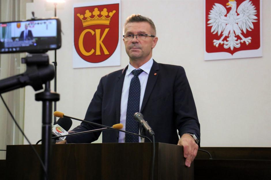Konsternacja po odwołaniu zastępców prezydenta Kielc