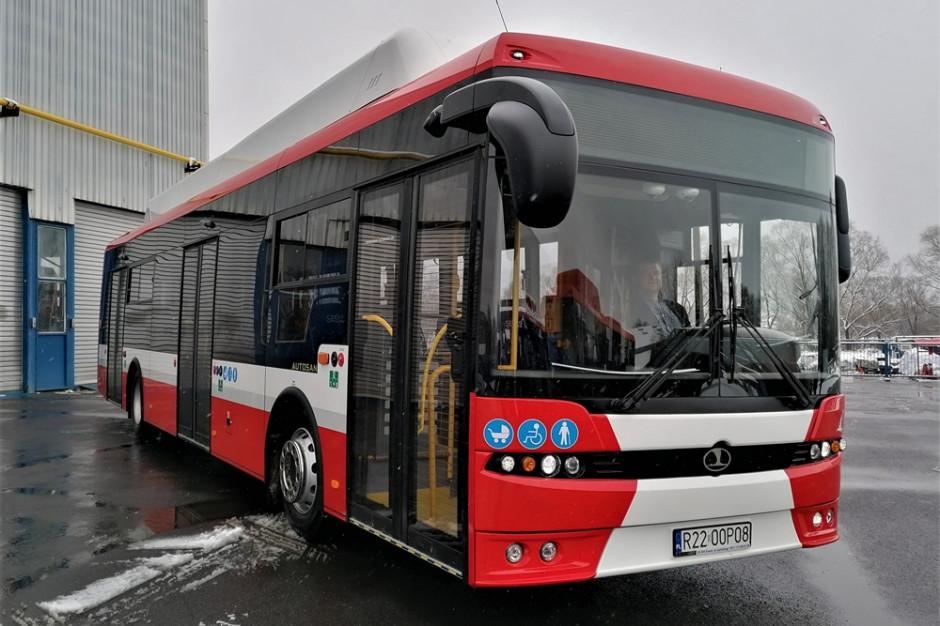Pierwsze autobusy elektryczne w Częstochowie jeszcze w kwietniu