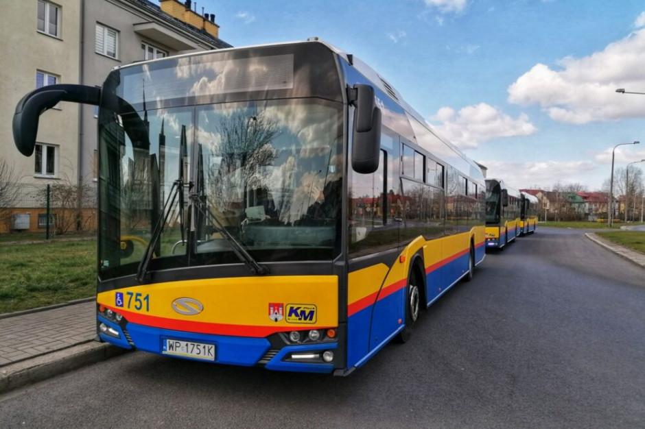 Nowe biletomaty w Płocku