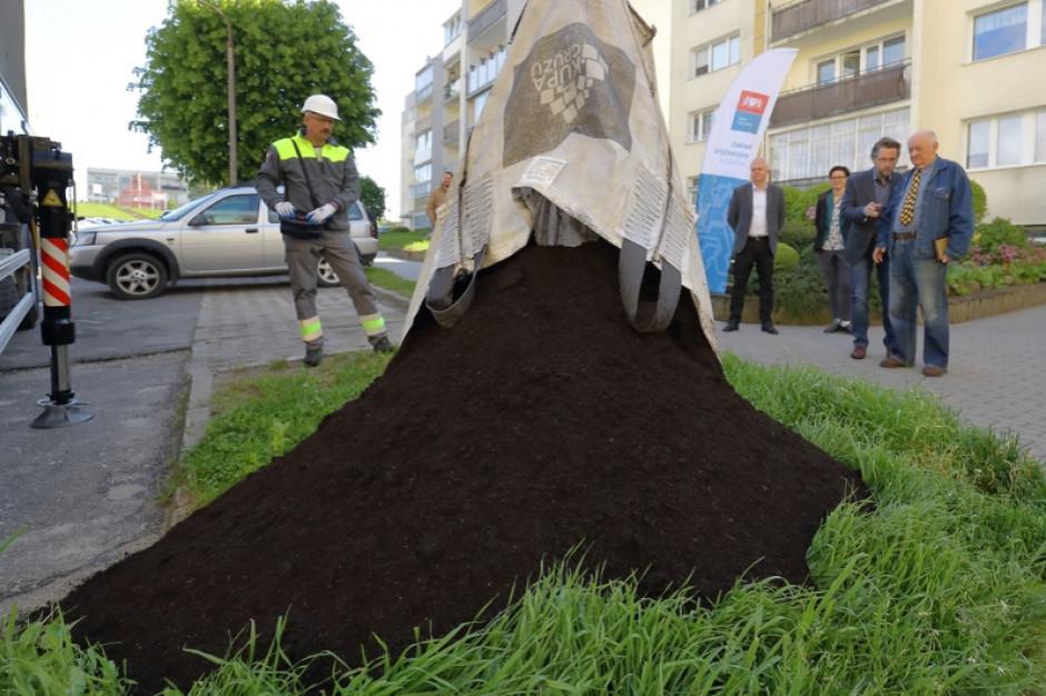 Gdańsk: Złotówka za tonę kompostu z transportem. Od miejskiej spółki