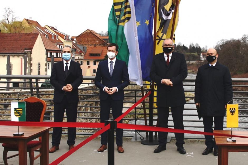 Chcą udokumentować dobrą współpracę polskich i niemieckich samorządów