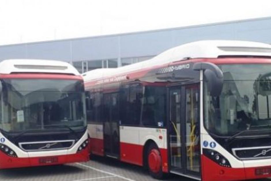 Sosnowiec kupi 16 autobusów hybrydowych
