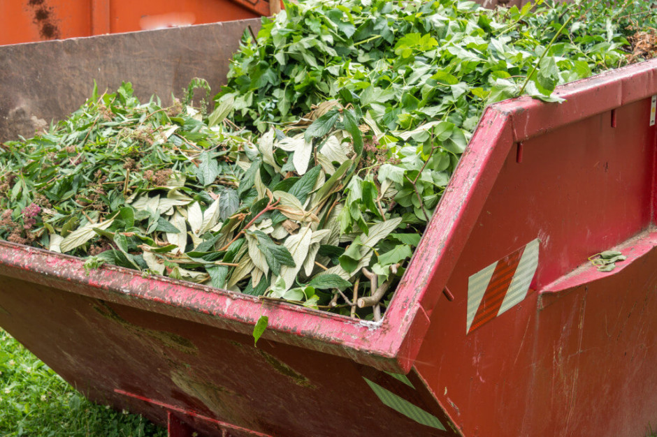 Koniec pobłażania. 100 tysięcy kary za składowanie odpadów zielonych