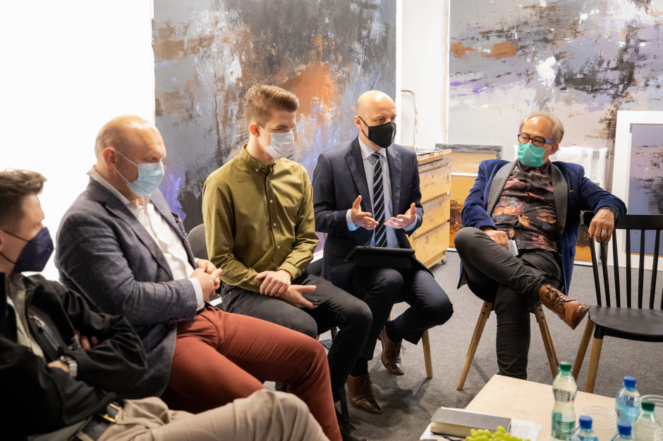 Fijołek: Kultura musi kreować politykę miasta
