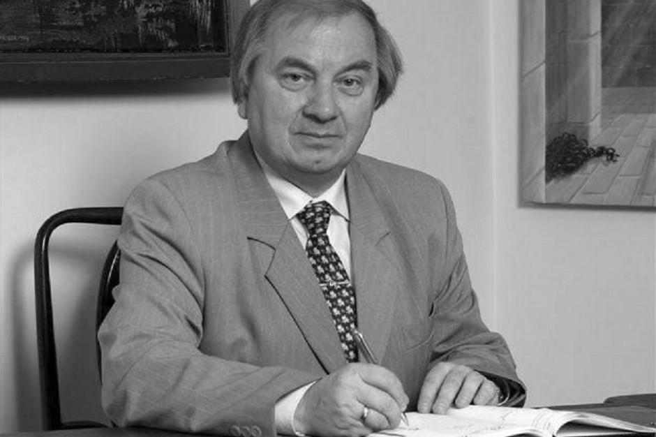 W środę pogrzeb Stanisława Dziedzica, twórcy Biblioteki Kraków