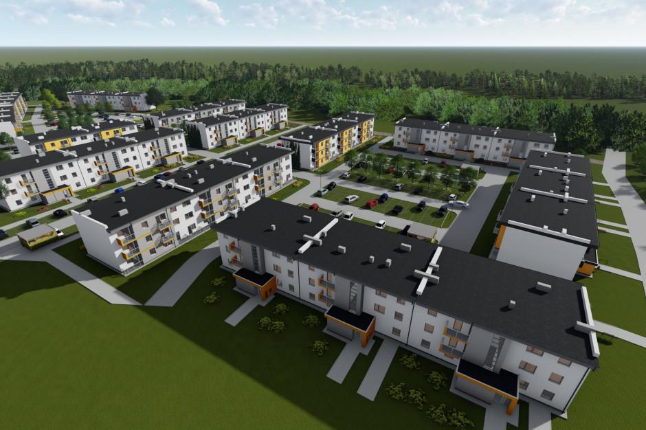 TBS Wrocław wybuduje w Leśnicy 301 mieszkań na wynajem