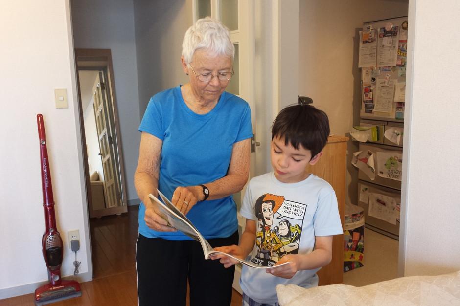 """""""Babcia Plus"""". Rząd zapłaci dziadkom za opiekę nad wnukami?"""