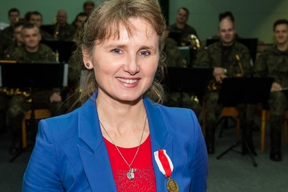 Renata Mauer-Różańska Honorowym Obywatelem Wrocławia