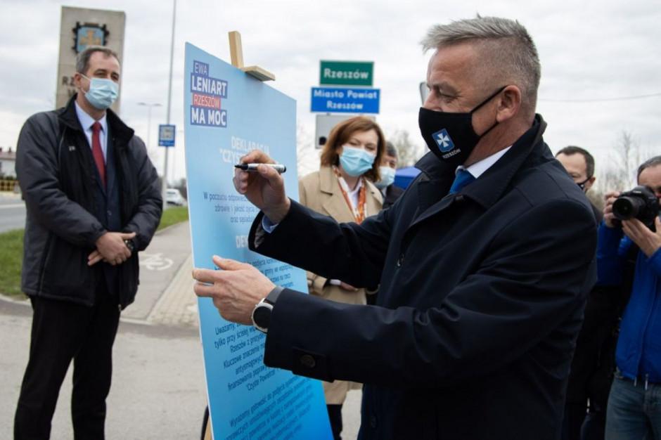 Podkarpackie samorządy łączą siły w walce ze smogiem
