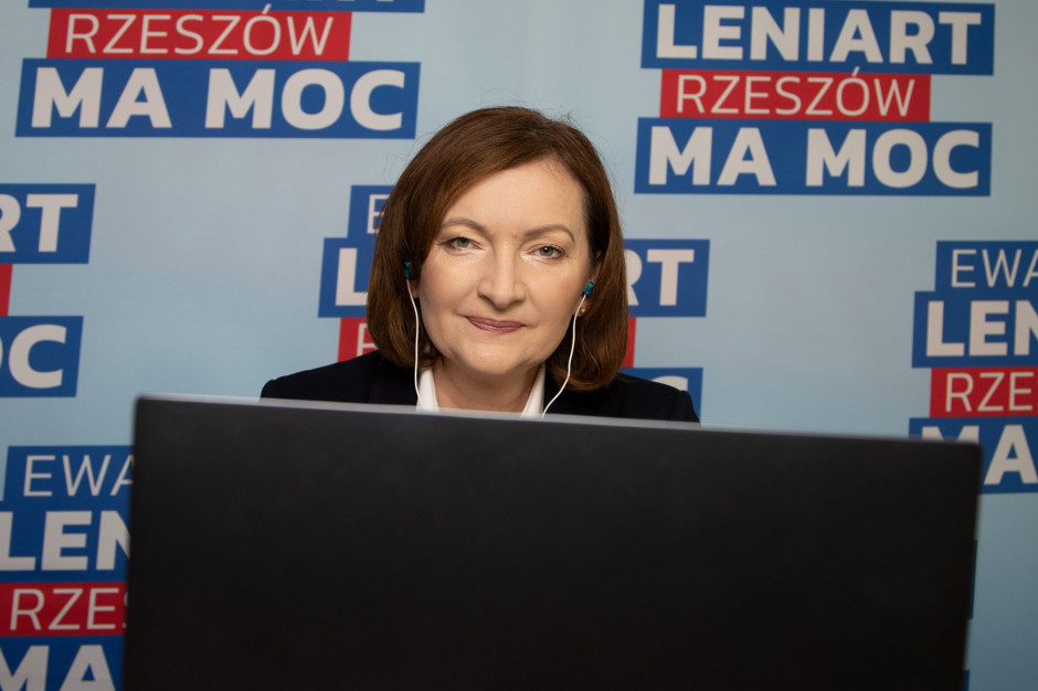 Leniart: Termin wyborów w Rzeszowie na początku przyszłego tygodnia