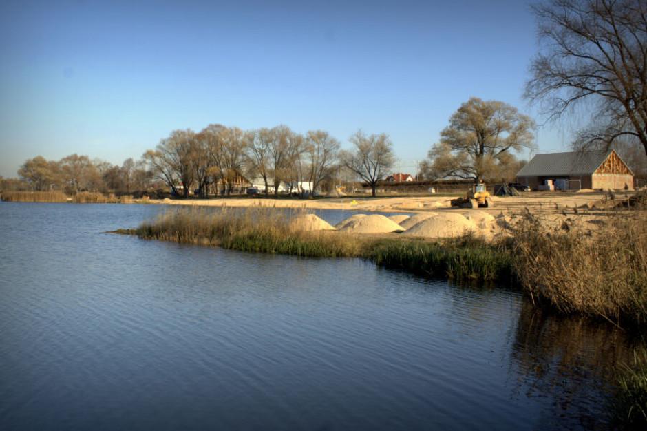 Kraków: Kąpielisko w Przylasku Rusieckim coraz bliżej oddania do użytku