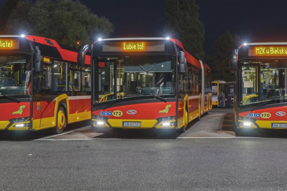 Bielskie MZK kupi pięć autobusów