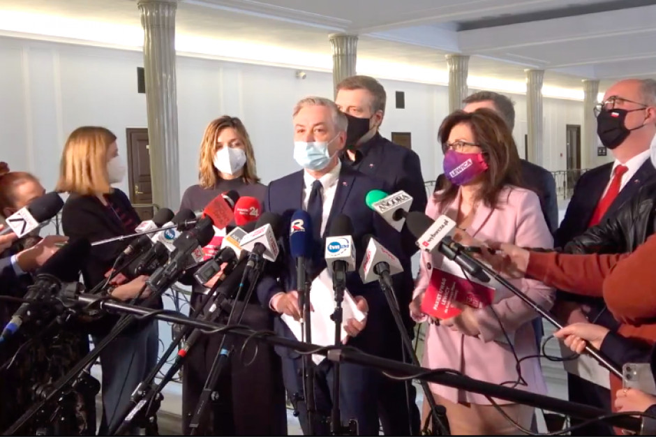 PiS i Lewica wspólnie przegłosują Krajowy Plan Odbudowy