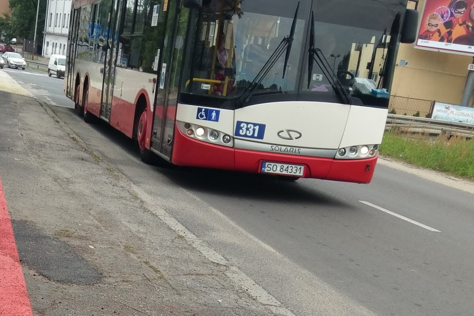 Sosnowiec kupuje pięć nowych autobusów konwencjonalnych