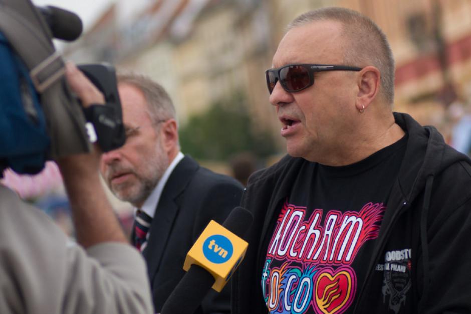 Pol'and'Rock Festival w nowym miejscu. Burmistrz nie kryje zadowolenia
