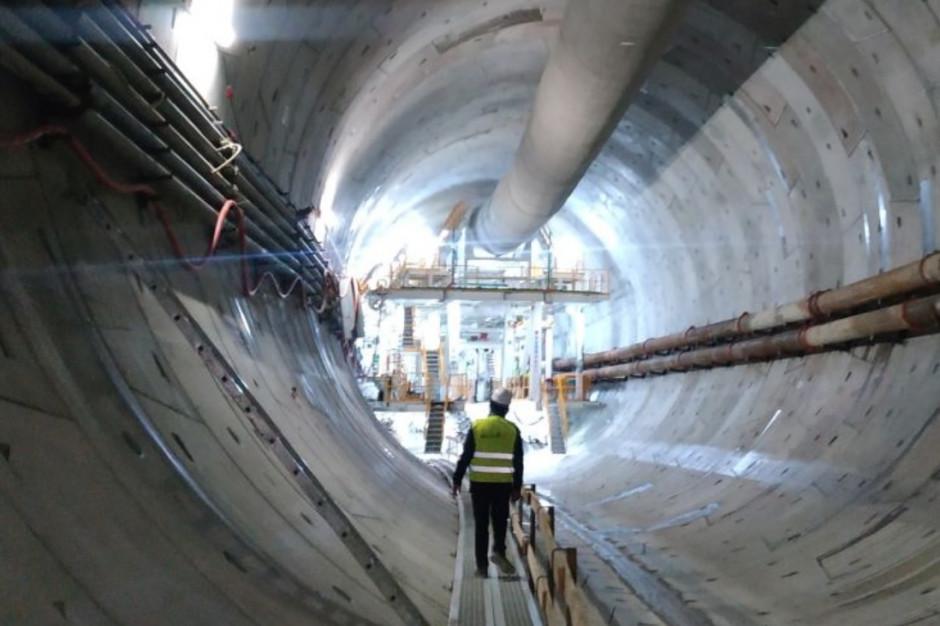 Adamczyk: Przejazd Tunelem pod Świną jesienią 2022 r.