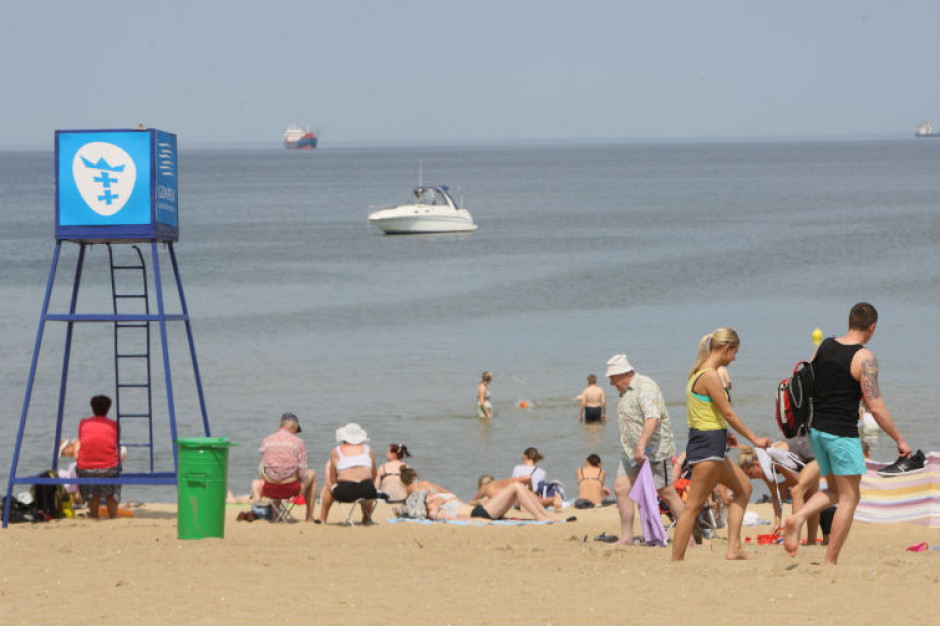 Kąpieliska w Gdańsku ruszą w czerwcu, turystyczne linie w Warszawie od maja
