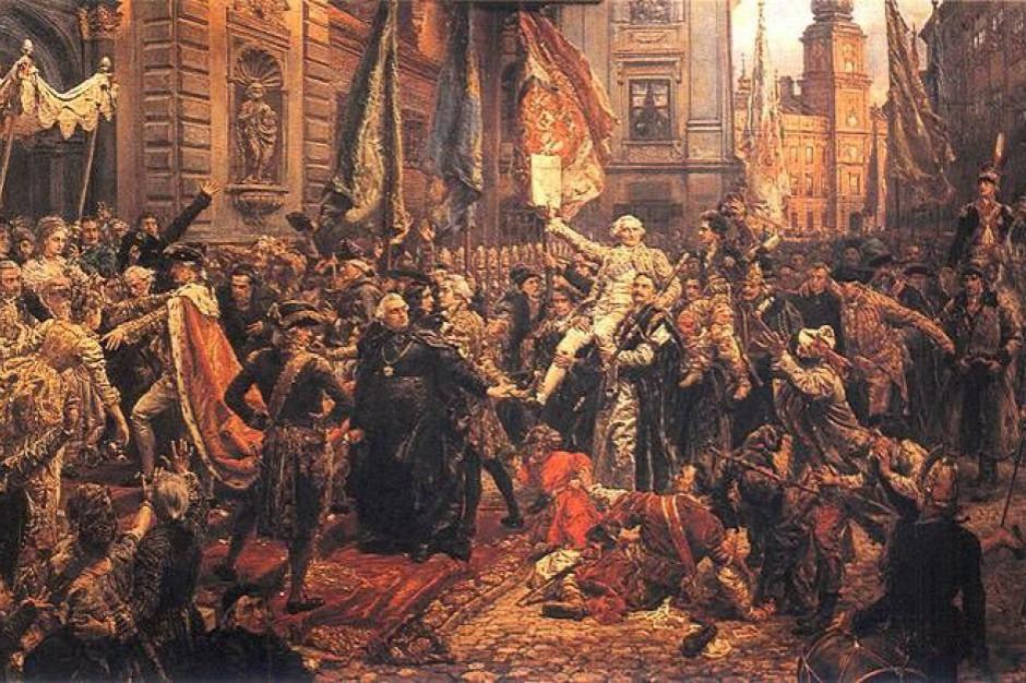 O takim przełomie jak Konstytucja 3 Maja do dziś marzą samorządowcy
