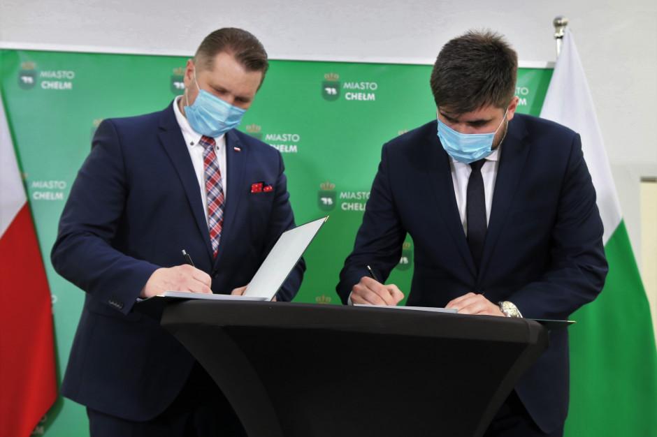 List podpisany: w Chełmie powstanie Centrum Nauki