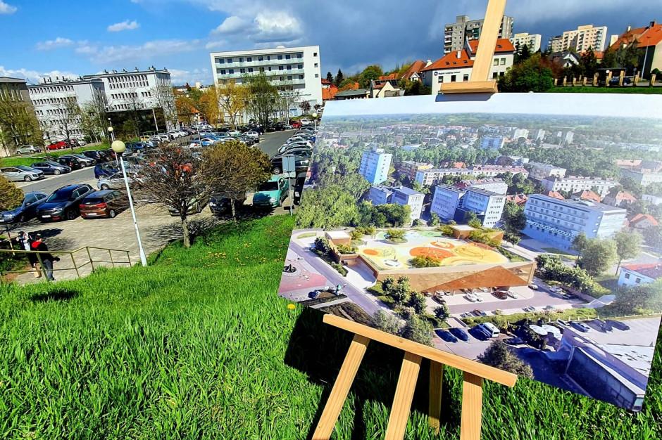 W Zielonej Górze powstanie wielopoziomowy parking na ponad 400 aut
